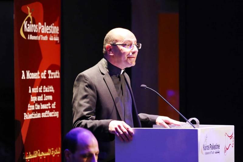 الايمان،الصمود،المقاومة المبدعة في الفكر المسيحي الفلسطيني المعاصر