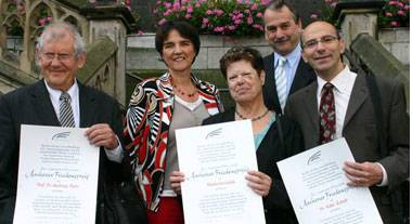 Aachener Friedenspreis (The Peace Award of Aachen)