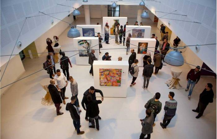 The 3rd annual 'Ismael Shammout' Fine Arts Award: celebrating young Palestinian artists