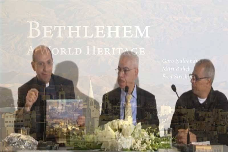 About 'Bethlehem A World Heritage' Book