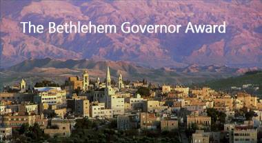 The Bethlehem Governor Award