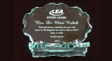 The LEA Esther Award