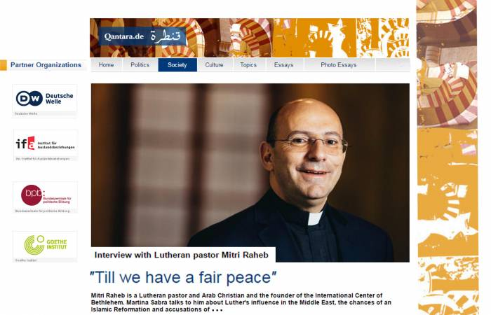 ″Till we have a fair peace″