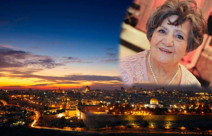 Jerusalem, The Nakba, and my mother in law!