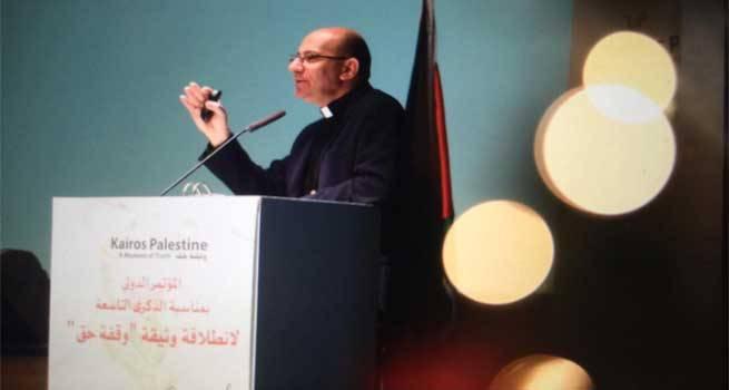 المبادرة المسيحية الفلسطينيه -كايروس فلسطين