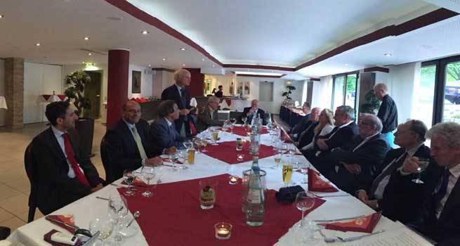 المبادرة الألمانية للشرق الأوسط - دينو