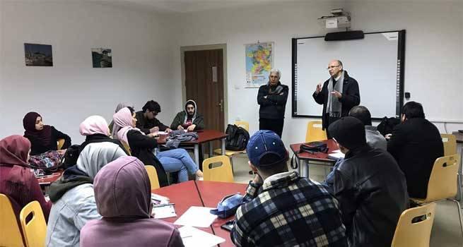 كلية دار الكلمة الجامعية للفنون والثقافة - مركز تدريب غزة