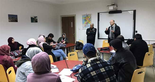 Dar al-Kalima University College of Arts & Culture - Gaza Training Center