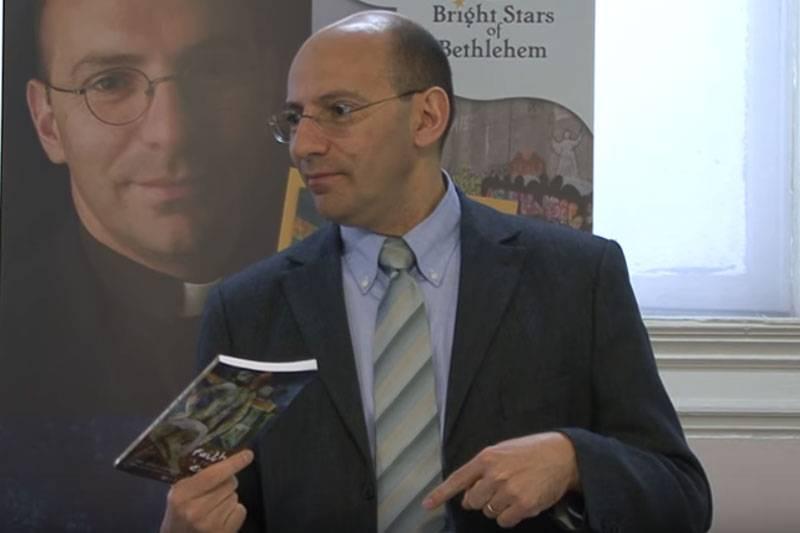 'Faith in the Face of Empire' Book Tour- New York - Trinity Lutheran Church