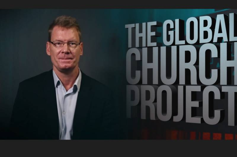 Mitri Raheb to the The Global Church Project : 'We are Palestinian Christians'