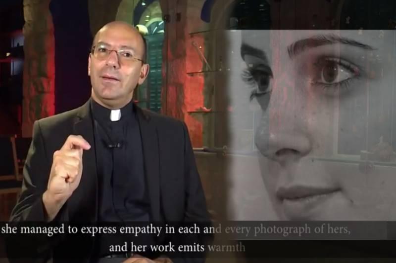رائدة التصوير النسوي في فلسطين: كريمة عبّود